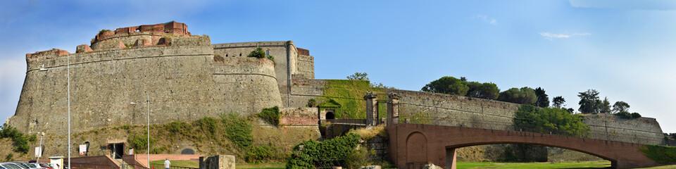 Fototapete - Fortezza del Priamar