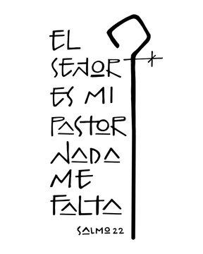 Phrase: The Lord is my Shepherd