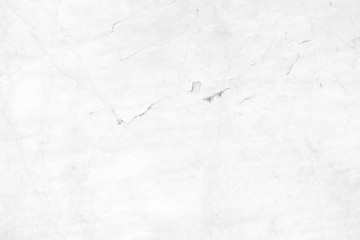 White Grunge Marble Wall Texture Background.
