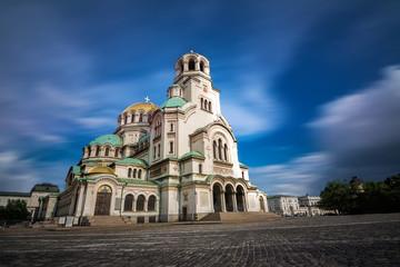 Saint Alexander Orthodox Cathedral in Sofia (Bulgaria)