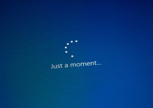 Windows OS installation and activation process