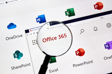 MIcrosoft Office 365 new icons