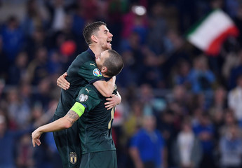Euro 2020 Qualifier - Group J - Italy v Greece