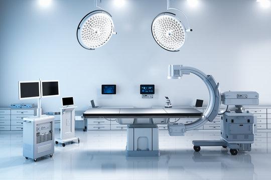C-Arm scan machine
