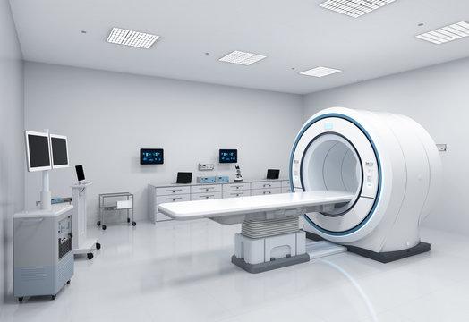 mri scan machine