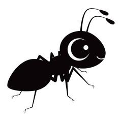 蟻 キャラクター ベクター イラスト