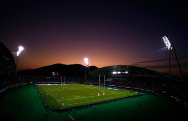 Rugby World Cup 2019 - Pool D - Wales v Uruguay