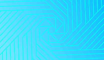 Cartoon vector blue circuit board illustration background. Abstract technology wallpaper 2d Hd, spider web