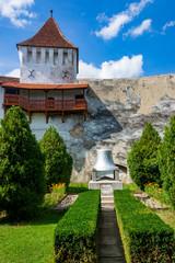 Fortified Church of Harman (Transylvania, Romania)