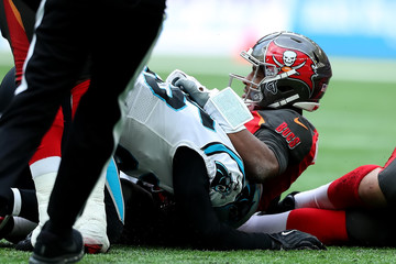2019 NFL Football Carolina Panthers v Tampa Bay Buccaneers Oct 13th