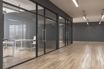Fotomurales - Clean office interior
