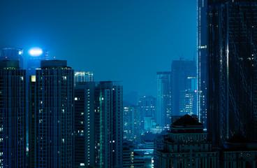 Fotomurales - Beautiful architecture building exterior skyscrapers