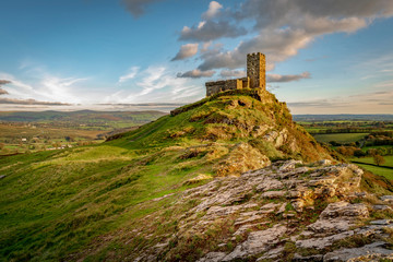 Brentor Church Dartmoor