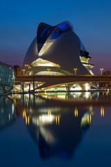 City of Arts and Sciences - Valencia - Spain