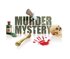 Murder Mystery themed entertainment