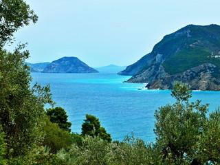 Greece,Skopelos-outlook on the sea