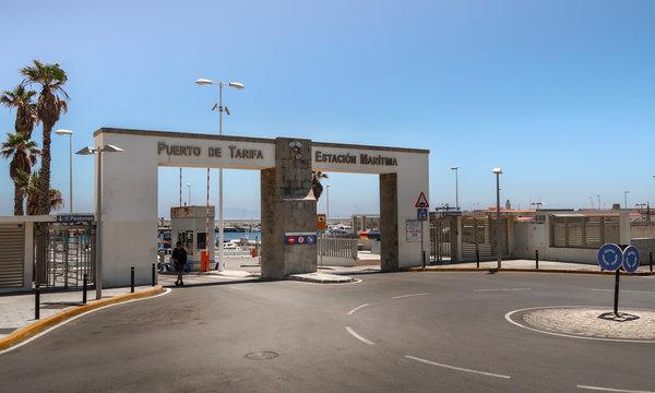 Estación Marítima de Tarifa - España