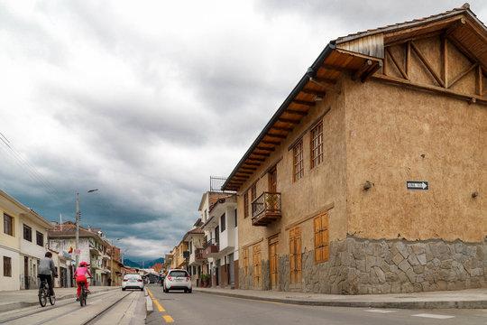 Ciudad Cuenca Ecuador