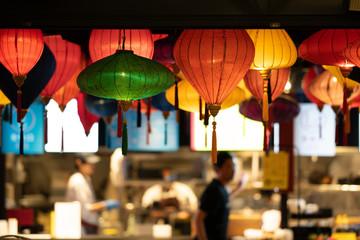 中華料理屋のイメージ