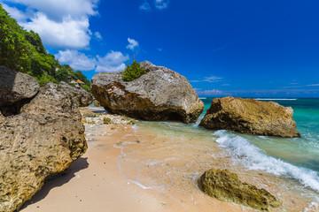 Impossible Beach - Bali Indonesia