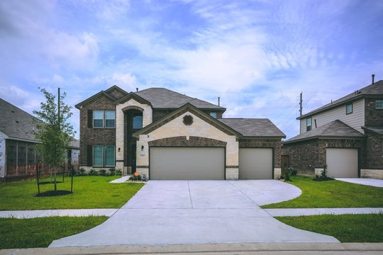 Texas New Construction Homes