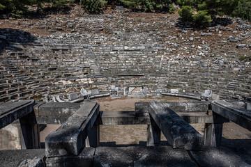 priene ancient city soke Aydin,Turkey