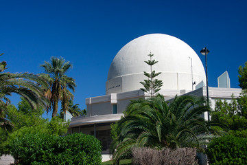 castellon planetarium dome