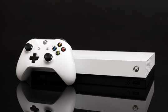 Xbox One X is most powerful generation console