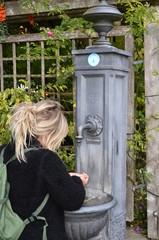 historischer Trinkwasserbrunnen, Augsburg