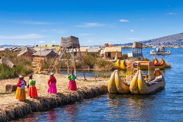 Titicaca lake, Puno