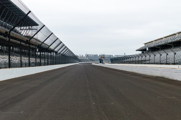 Fotorollo F1 View of the Indianapolis Motor Speedway