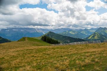 Papiers peints Blanc Montagne paysage
