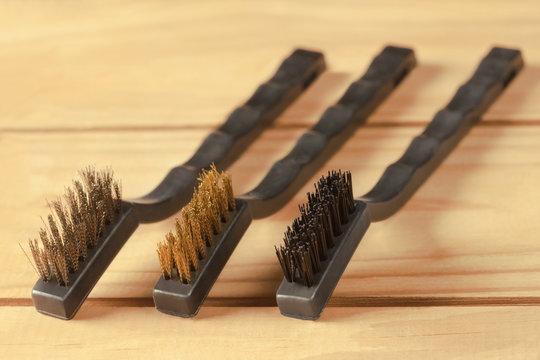 wire brush small