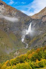 Fotobehang Zuid Afrika waterfall