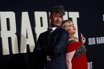 "Premiere for the movie ""Jojo Rabbit"" in Los Angeles"