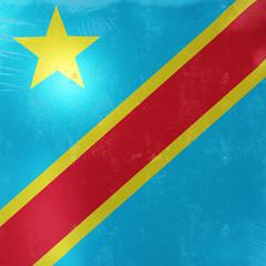 Democratic Republic of Congo flag icon