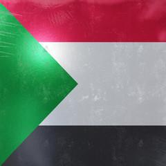 North Sudan flag icon