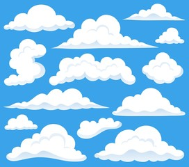 Canvas Prints For Kids Clouds topic image 1