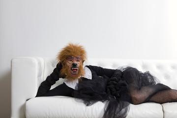 werewolf woman tutu