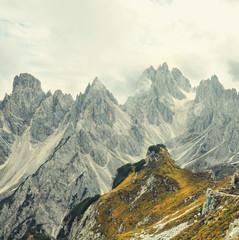 Wall Mural - den Berg erklimmen