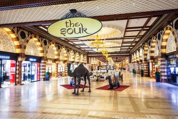 Souk arabian market, Dubai Mall