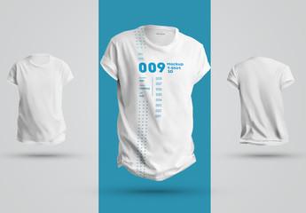 3 T-Shirt Mockups