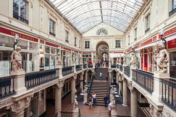 Passage Pommeraye shopping mall, Nantes