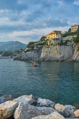 Wybrzeże Włoskie - Camogli, okolice Genova