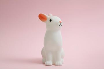 pink bunny rabbit