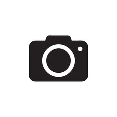 Camera icon vector isolated on background. Trendy sweet symbol. Pixel perfect. illustration EPS 10. - Vector
