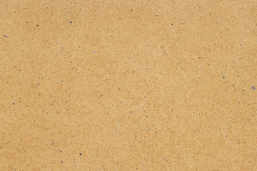 Brown fiberboard closeup texture background. Cartoon texture