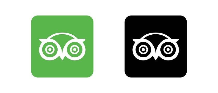 Tripadvisor Logo of social media logos