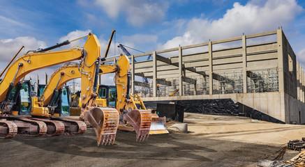 construction machinery and machines