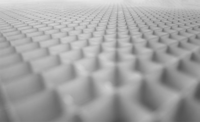 Air ventilation cells grid background